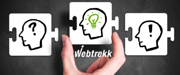 Webbtrek. Customer intelligence platform