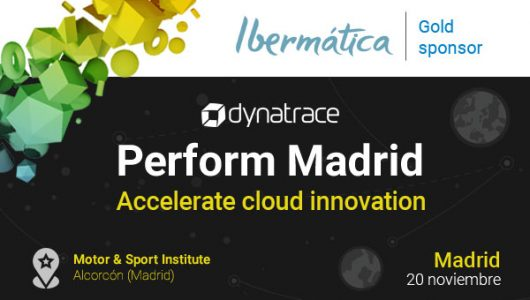 Imagen del evento Dynatrace Perform Madrid