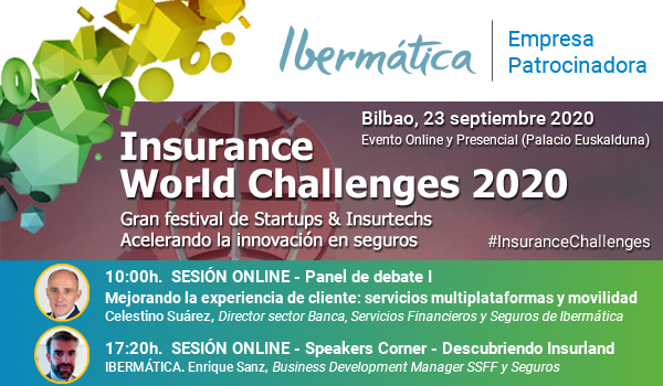 Insurance World Challenges 2020 | Bilbao